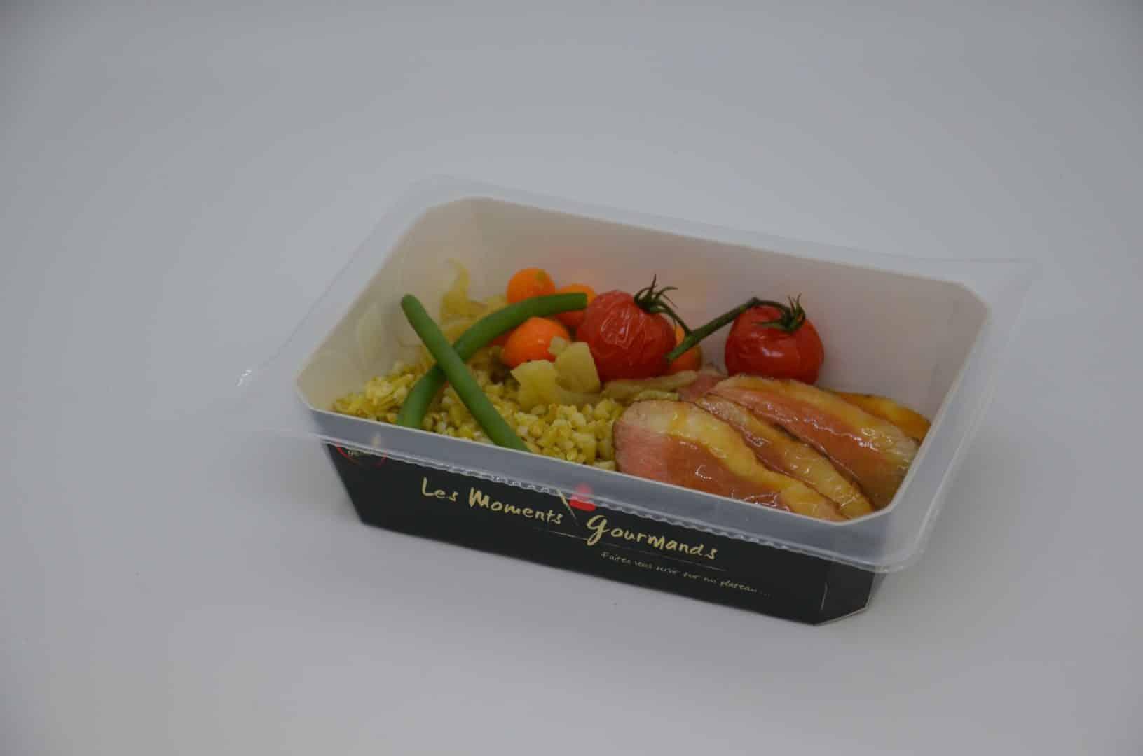 Dejeuner livraison plateau repas Quimper Finistere Bretagne 13 - Accueil